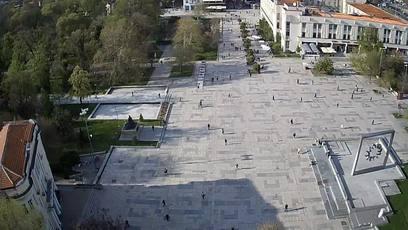 Пловдив времето уеб камери Площад 'Централен' WebCamBG